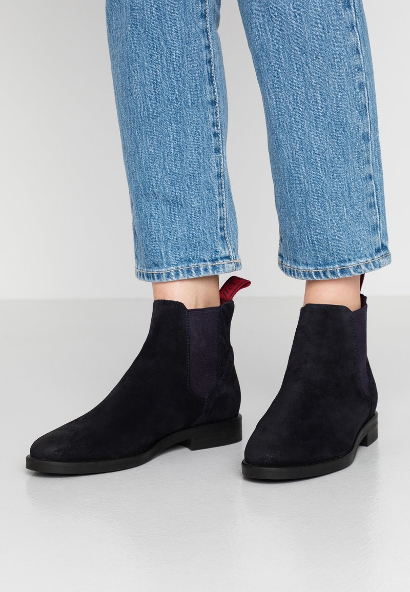 Marc O'Polo - Ankle boots - navy