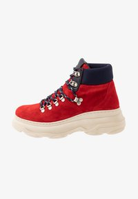 Marc O'Polo - Ankelboots - red - 1