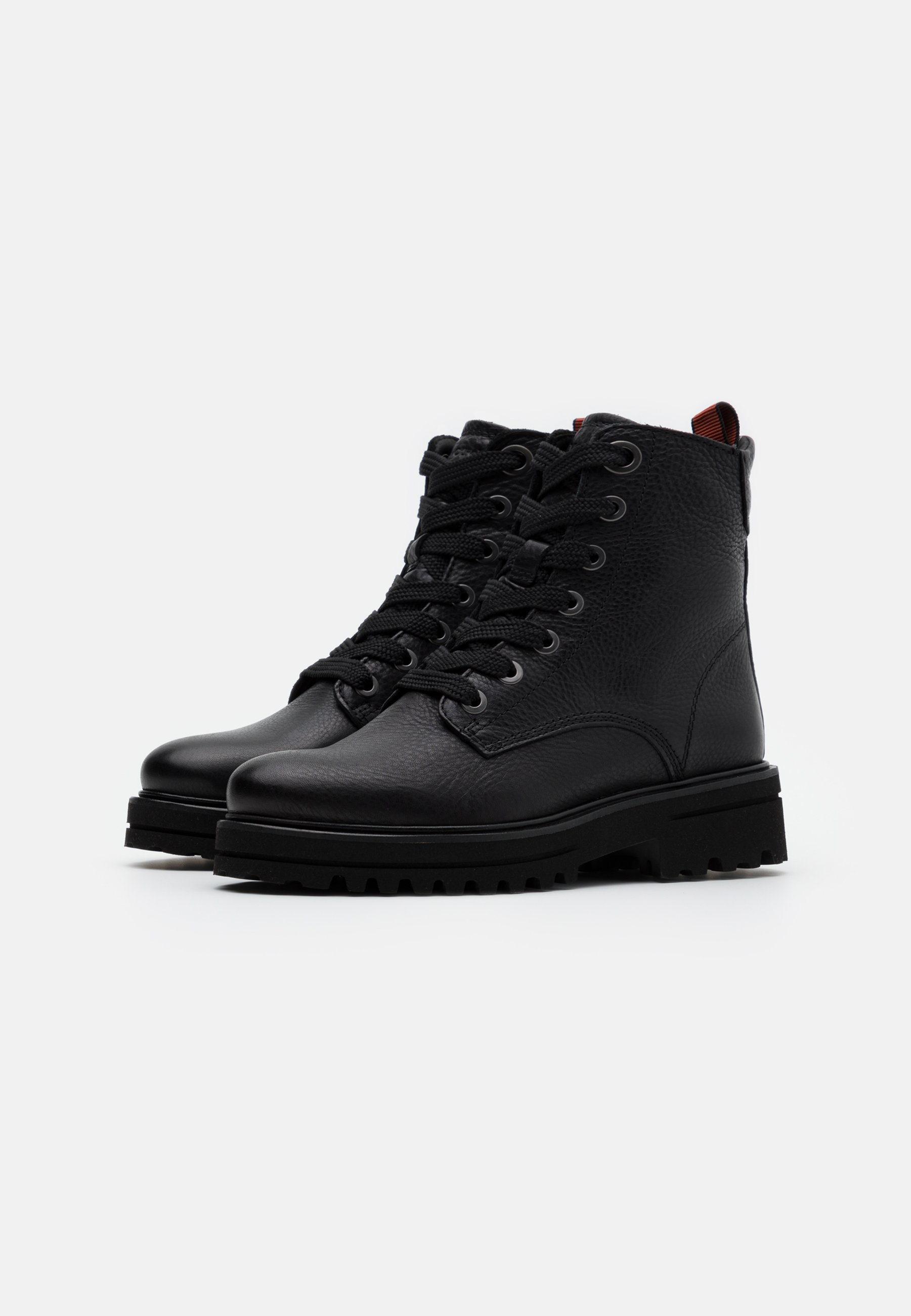 Marc O'Polo LICIA  - Plateaustiefelette - black | Damen Schuhe 2020