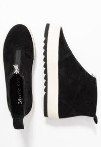 Marc O'Polo - Kotníková obuv - black - 3