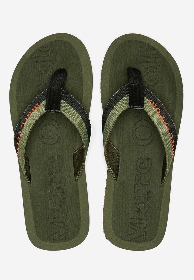 Pool shoes - khaki