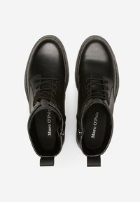 Marc O'Polo - Lace-up ankle boots - black - 1