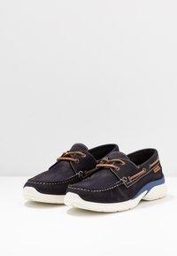 Marc O'Polo - Chaussures bateau - navy - 2