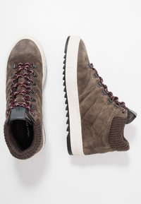 Marc O'Polo - High-top trainers - cognac - 1