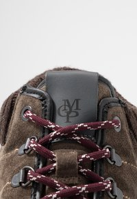 Marc O'Polo - High-top trainers - cognac - 5