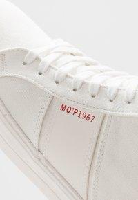 Marc O'Polo - FABIAN - Sneakersy wysokie - offwhite - 5