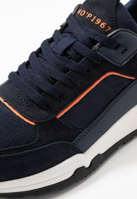 Marc O'Polo - PETER - Sneakersy niskie - navy - 5