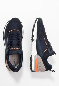 Marc O'Polo - PETER - Sneakersy niskie - navy - 1