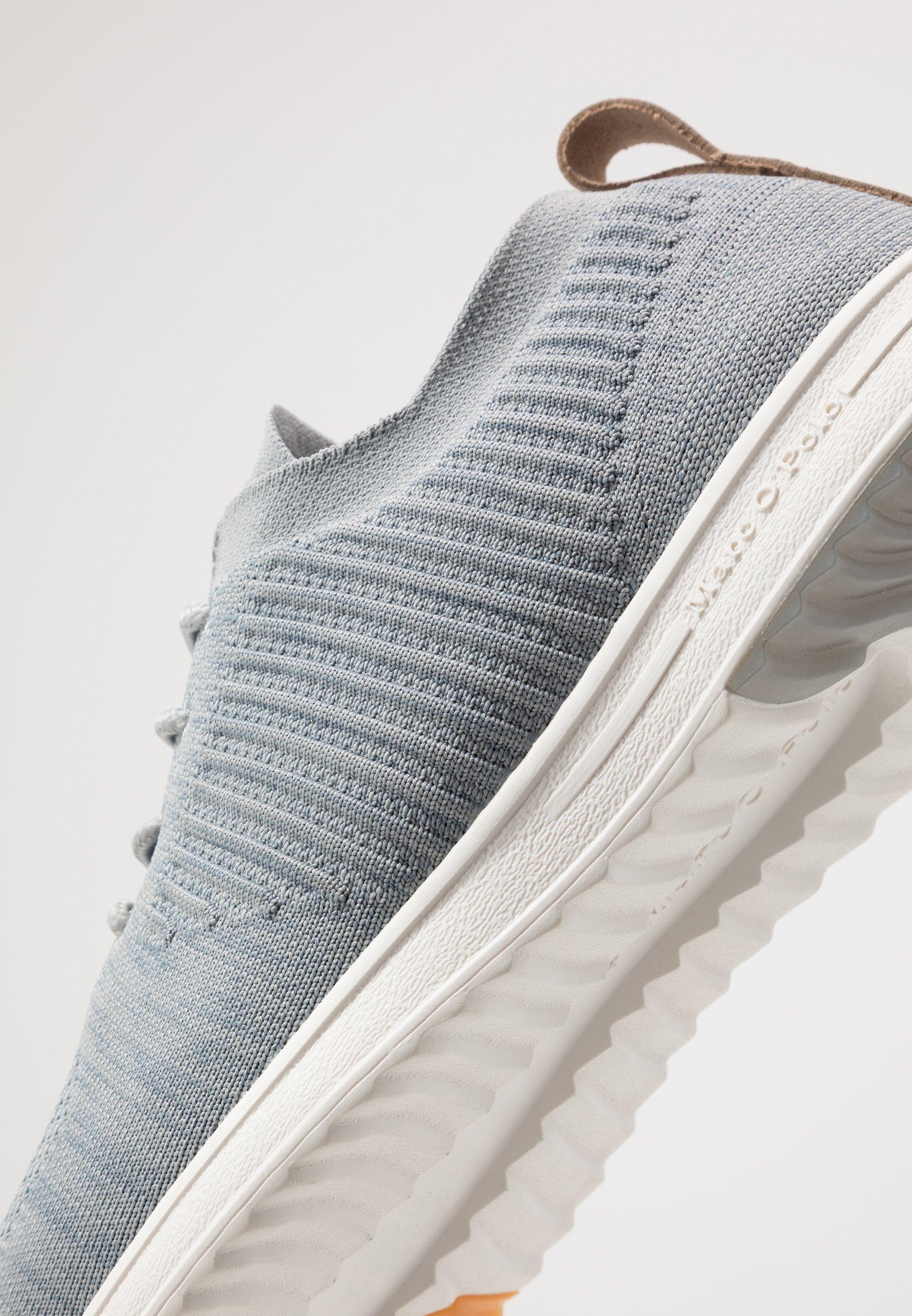 Marc O'Polo JASPER - Sneakersy niskie - grey
