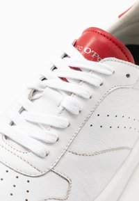 Marc O'Polo - KALLE 1B - Trainers - white/red - 5