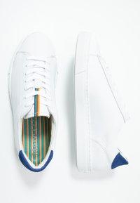 Marc O'Polo - RAINBOW - Sneakers laag - white - 1