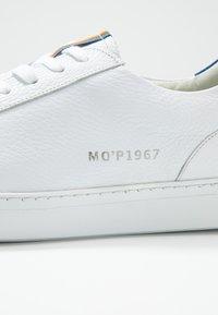 Marc O'Polo - RAINBOW - Sneakers laag - white - 5