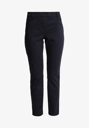 PANTS FIT LAXA CASUAL - Stoffhose - thunder blue