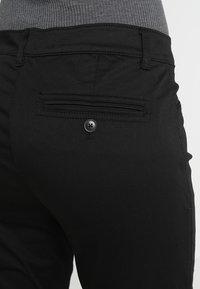 Marc O'Polo - PANTS FIT LAXA CASUAL - Kalhoty - black - 3
