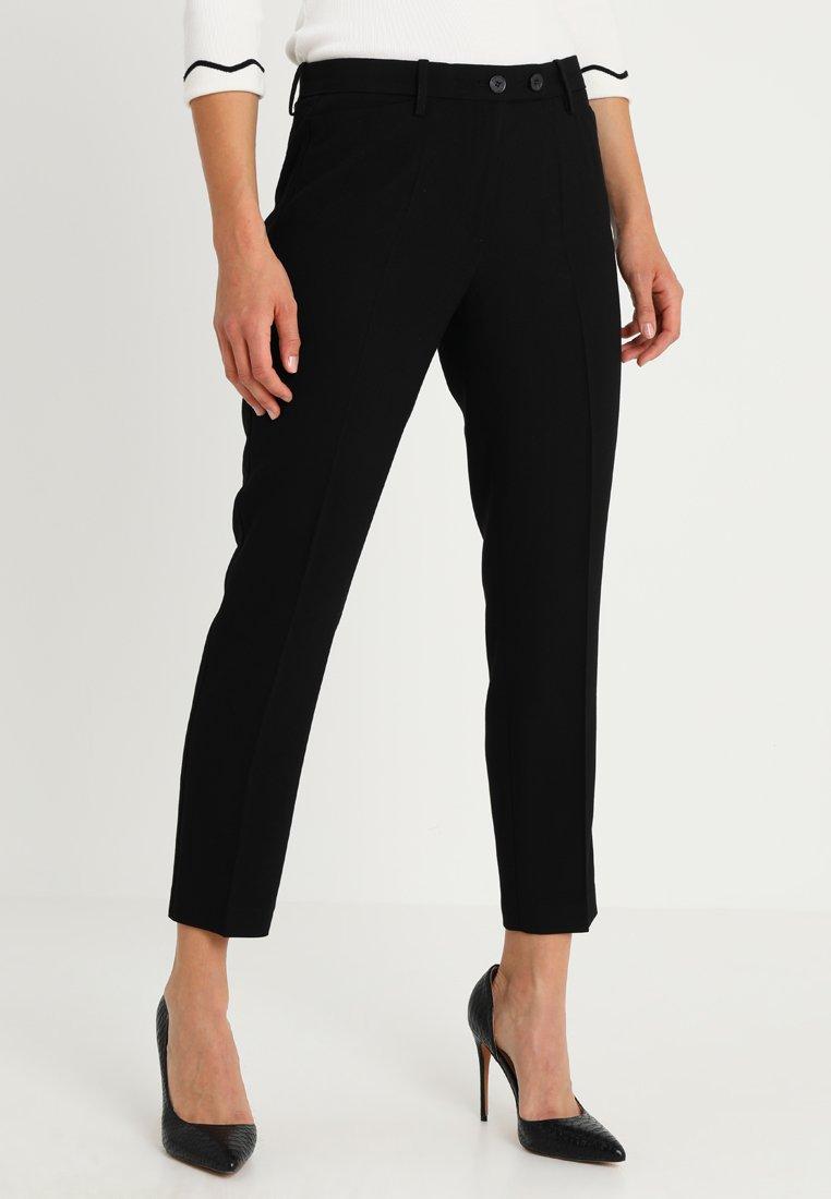 Marc O'Polo - PANTS - Trousers - black