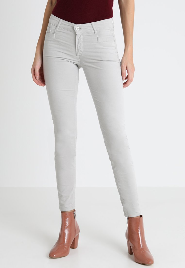 Marc O'Polo - Trousers - mercury