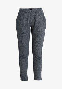 Marc O'Polo - PANTS FLAP DETAIL - Kalhoty - grey - 4