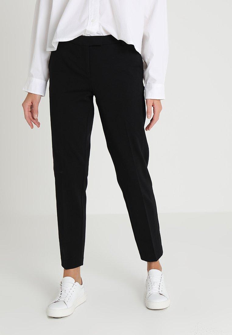 Marc O'Polo - Pantalones chinos - black