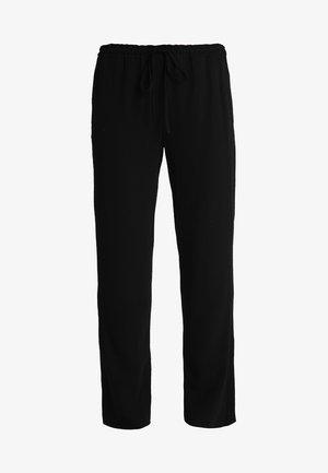 PANTS EASY JOGGER STYLE - Broek - black