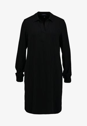 DRESS TUNIQUE STYLE FEMININ - Vestido informal - black