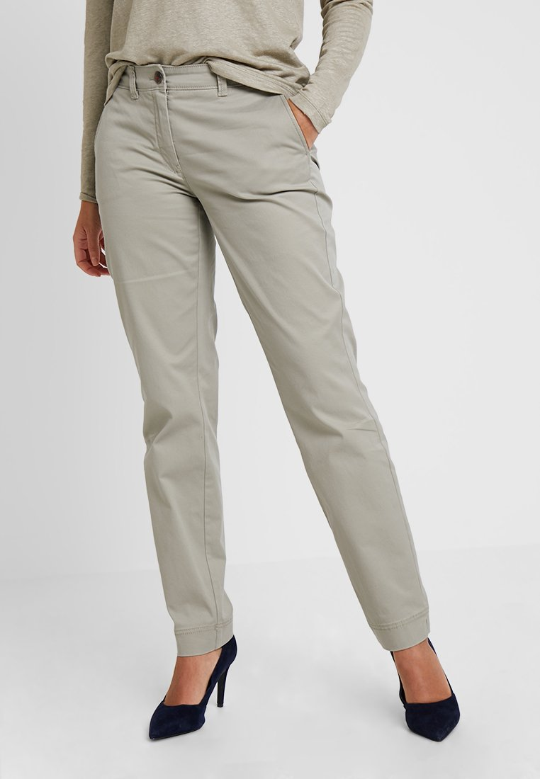 Marc O'Polo - PANTS STITCHING - Bukser - dried rosemary