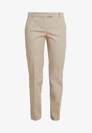 PANTS REGULAR RISE BUT COMFY - Broek - tall teak