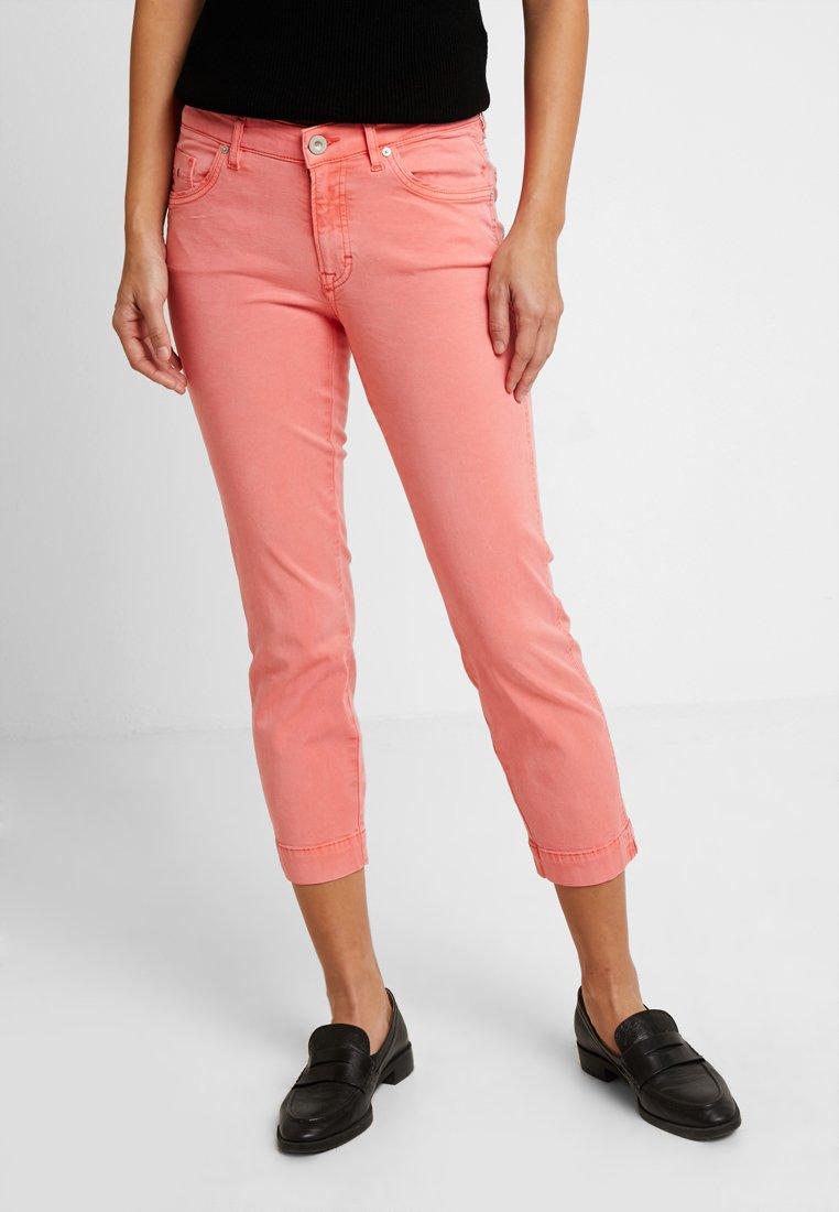 Marc O'Polo - REGULAR WAIST - Trousers - peach pink