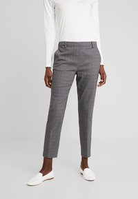 Marc O'Polo - PANTS TAILORED MEDIUM - Trousers - combo - 0