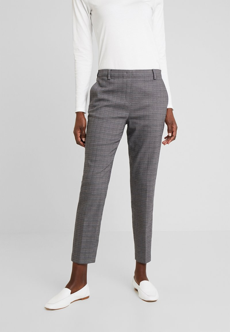 Marc O'Polo - PANTS TAILORED MEDIUM - Trousers - combo