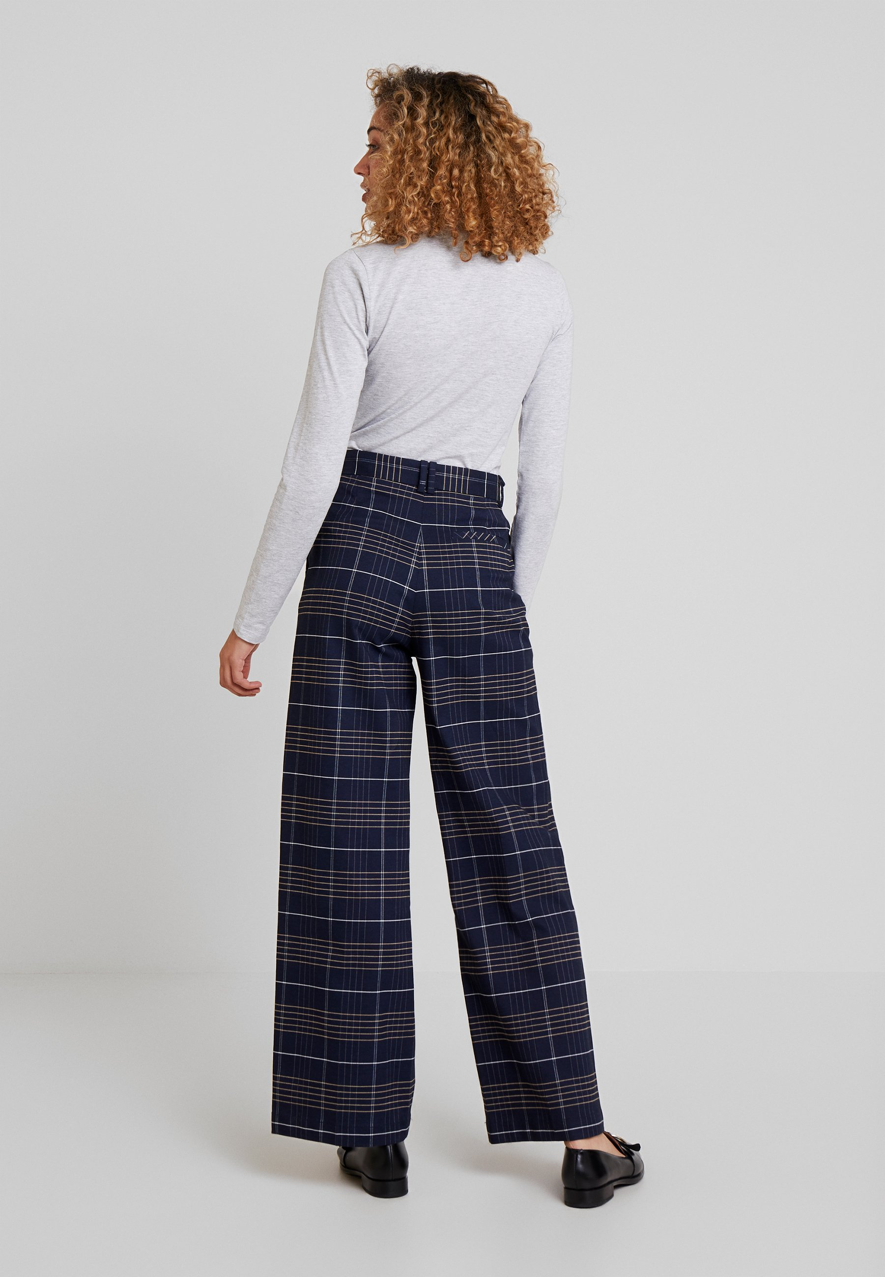 Combo Marc Classique Wide Pants High O'polo Leg RisePantalon MpLzjqUVGS