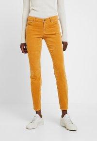 Marc O'Polo - Slim fit jeans - roasted pumpkin - 0