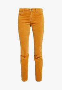 Marc O'Polo - Slim fit jeans - roasted pumpkin - 4