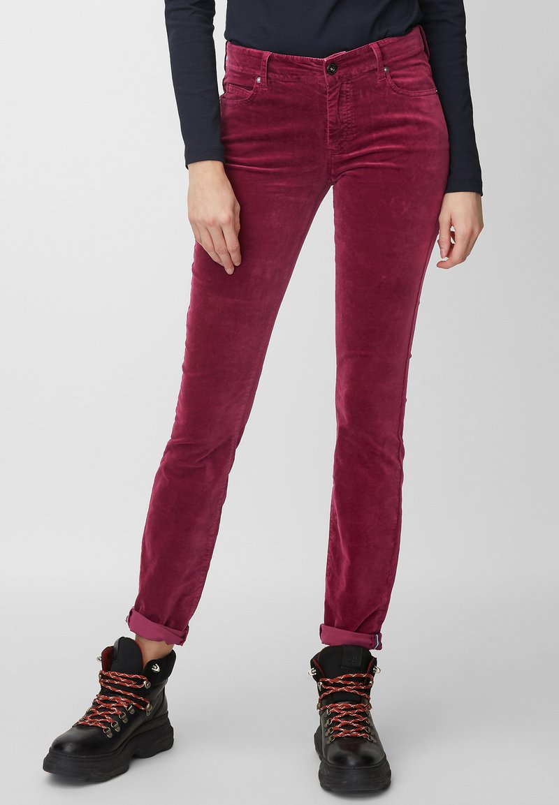 Marc O'Polo - Slim fit jeans - rose