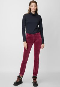 Marc O'Polo - Slim fit jeans - rose - 1