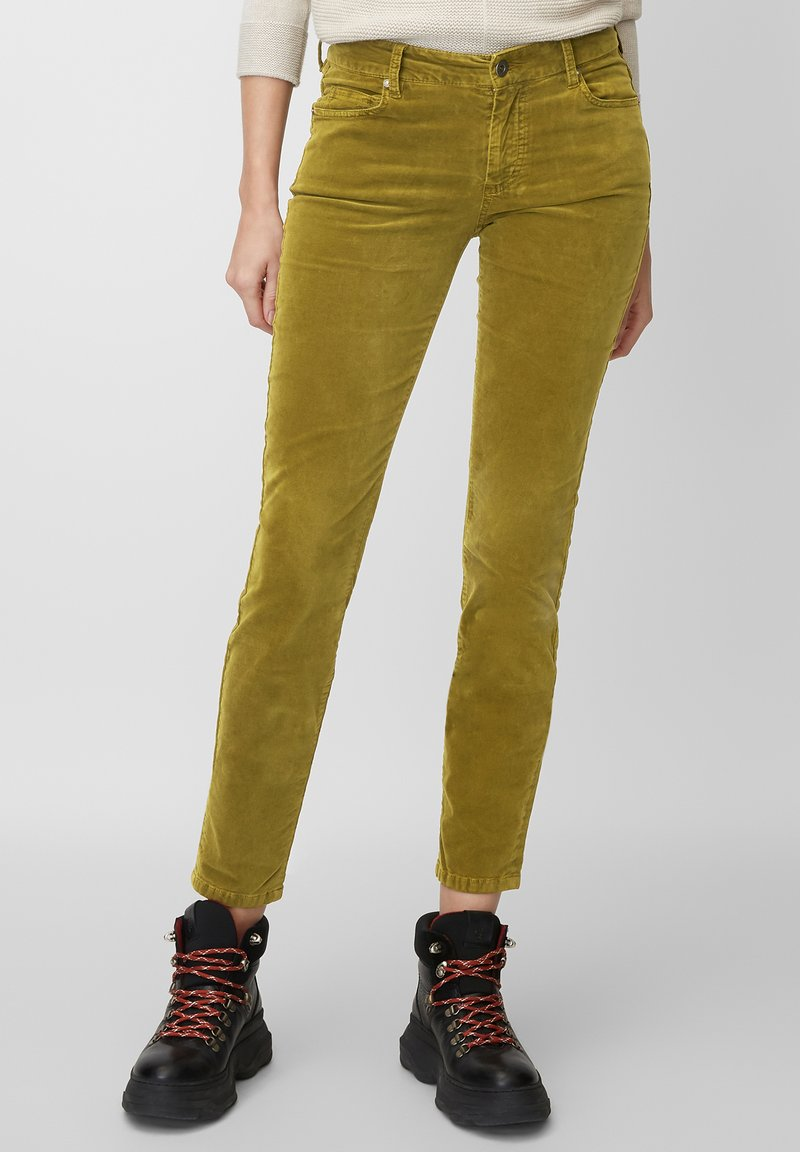 Marc O'Polo - Slim fit jeans - green