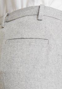 Marc O'Polo - Broek - light stone melange - 6