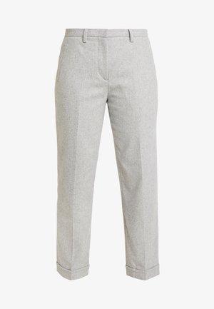 Pantalon classique - light stone melange