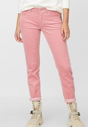Broek - mottled pink