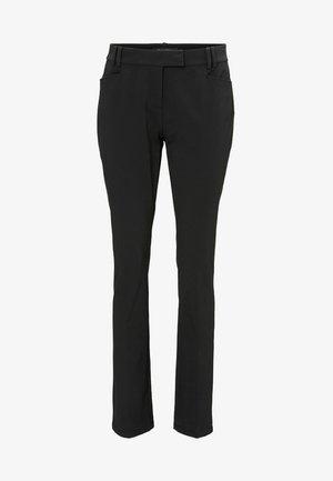 LAXÅ  - Spodnie materiałowe - black