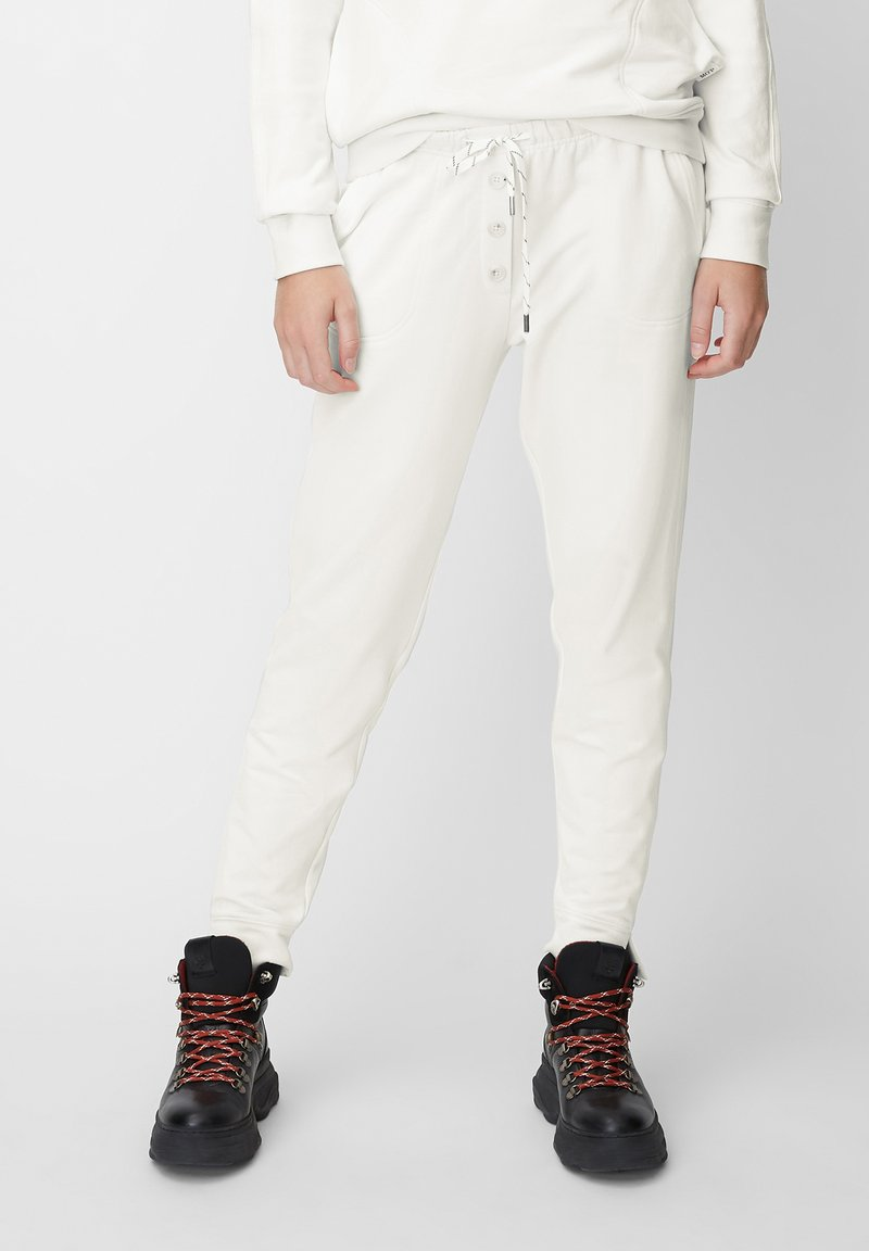 Marc O'Polo - X-MAS COLLECTION - Trainingsbroek - white