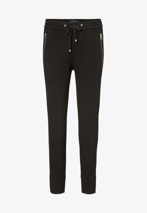 LONTTA - Spodnie treningowe - black