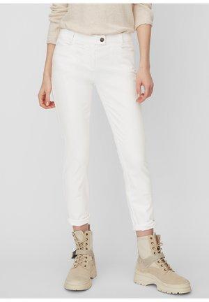 LAXA  - Trousers - white