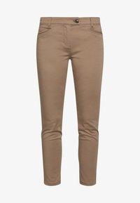 Marc O'Polo - LAXA  - Kalhoty - shaded walnut - 3