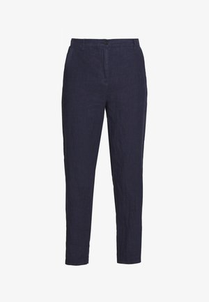 PANTS MEDIUM RAISE - Broek - silent sea
