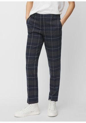 HOSE TORUP - Trousers - blue