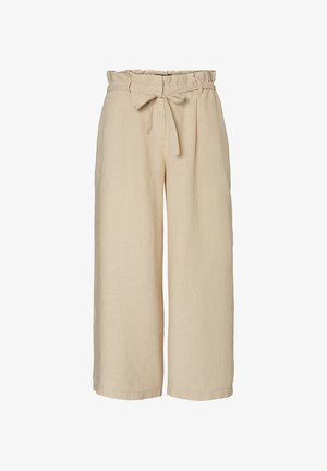 Trousers - feather grey