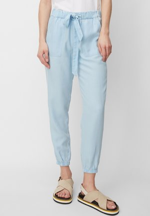 Trousers - tencel bleach wash