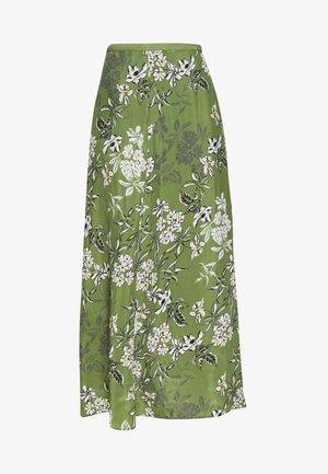 SKIRT FLUENT STYLE PRINTED - Maxi skirt - multi
