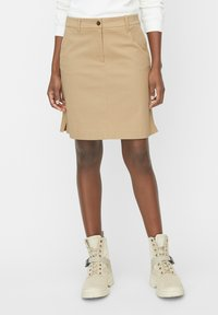 Marc O'Polo - A-line skirt - beige - 0