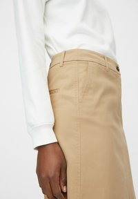 Marc O'Polo - A-line skirt - beige - 4